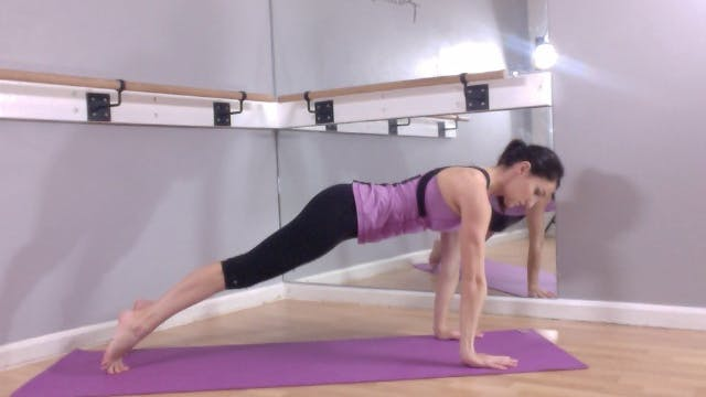 Circular Movement Focus I: Upper Body