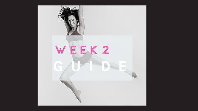Jump Start Week 2 Guide (Non-subscrib...