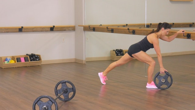 Iron Barre: Lower Body I