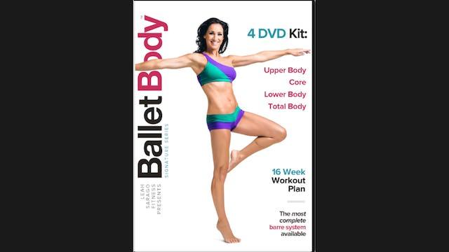 Ballet Body Signature Series Bundle - Volumes 1-4 + Workout Guide