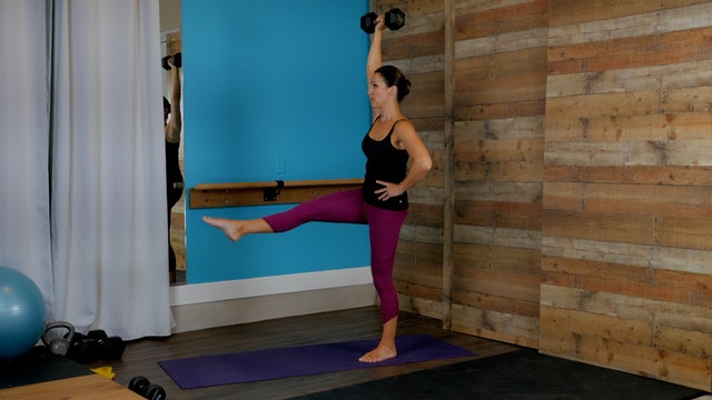 Iron Barre: Total Body Core I