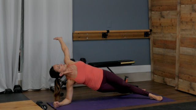 Rotational Movement: Upper Body + Core I
