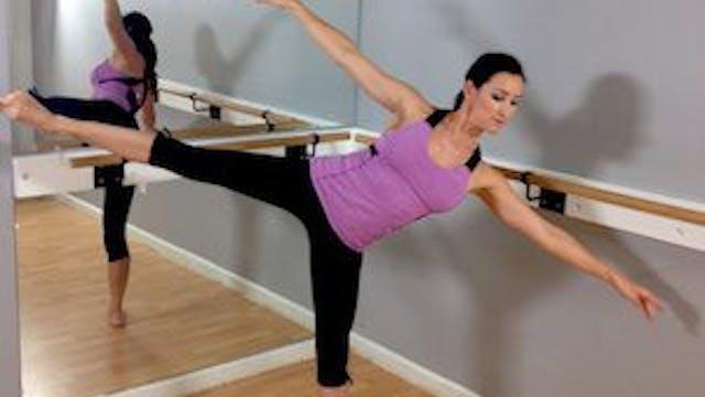 Ballet Body Kick I