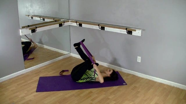 Supine Assisted Stretching: Hips and ...