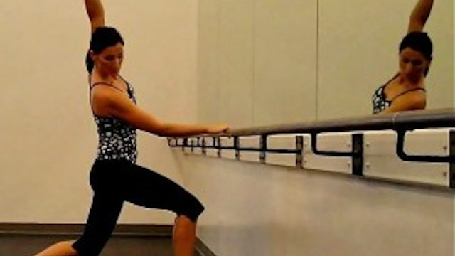 Lunges in Parallel
