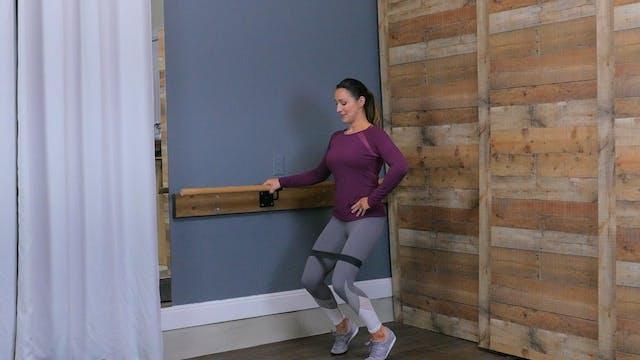Barre Work- Lower Body I
