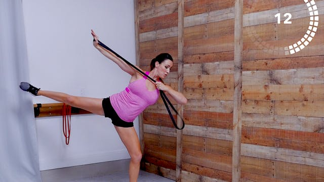 Total Body with Resistance Band II