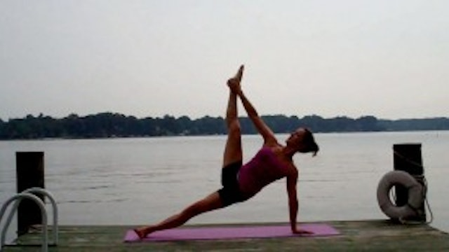 Yoga Fusion Flow III: Upper and Core