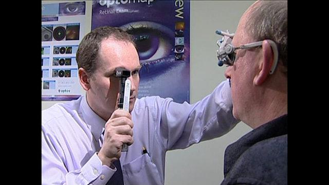 SBV001 MEM dynamic retinoscopy