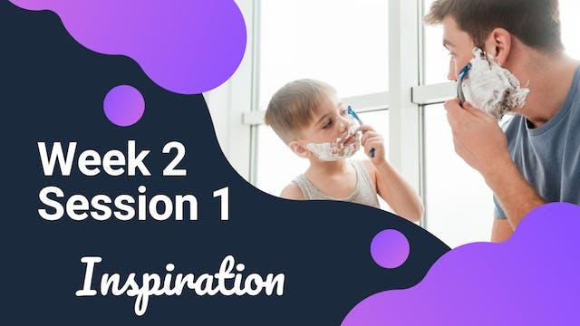 W2S1 Inspiration