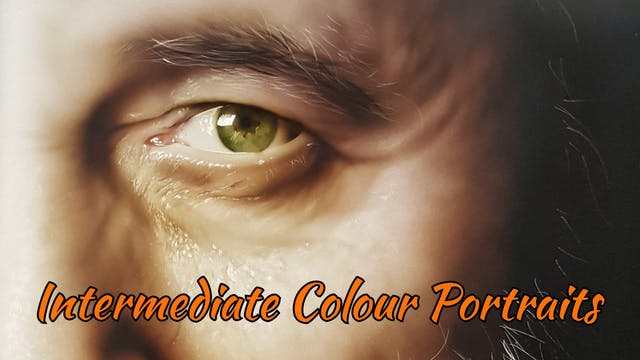 Intermediate Colour Portraits (Part.3)