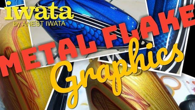 Metal Flake Graphics