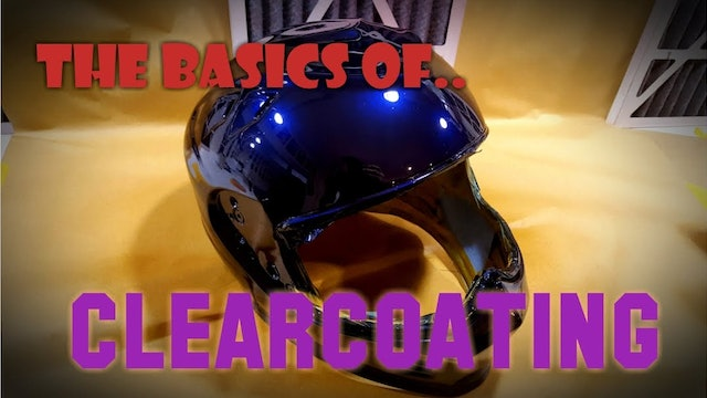 The Basics of Clearcoating