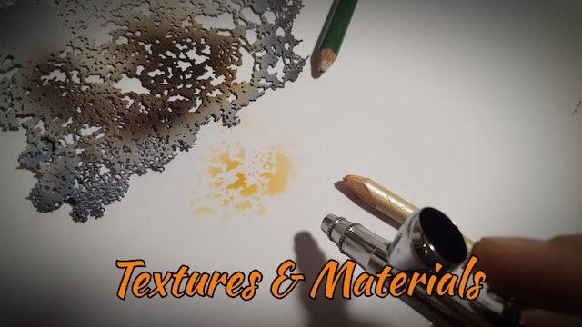 Texture Materials