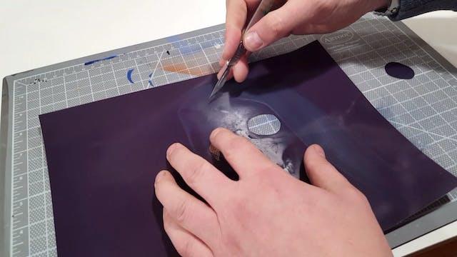 Airbrushing A Custom Tank (Part 2)