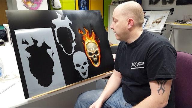 Skulls N Fire