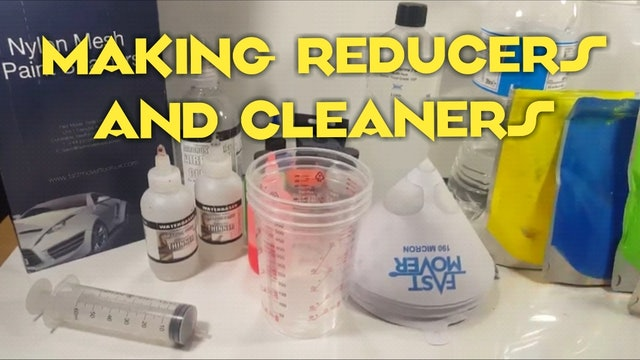 Making Reducers and Cleaners