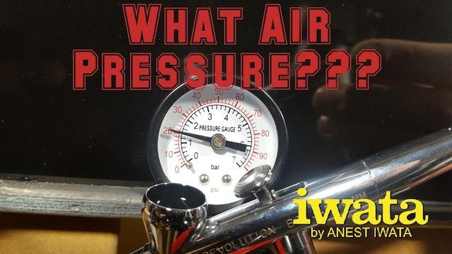 Air Pressures