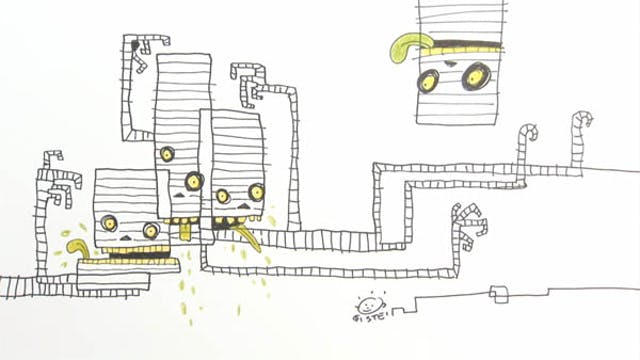 Learn To Draw - Ep 01 - Mummies