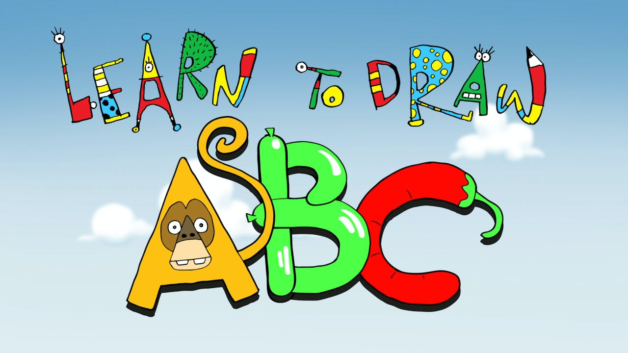 Learn To Draw ABC - All 32 episodes!