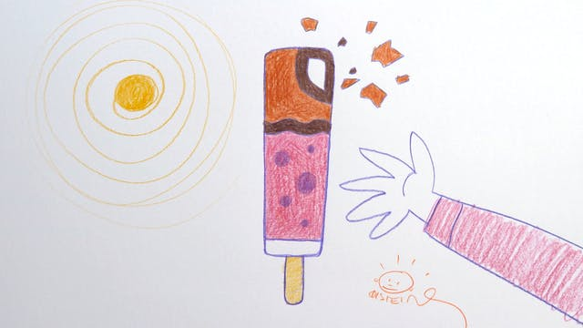 Learn To Draw ABC - I is for Ice Cream