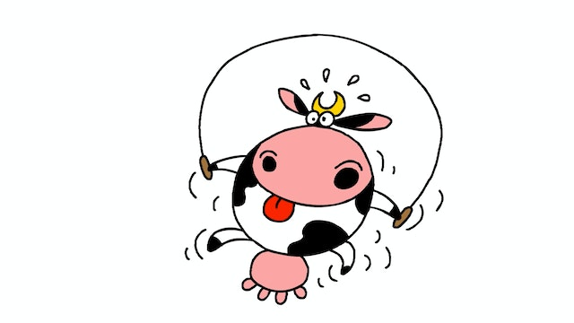 Learn To Draw Minis - Cow
