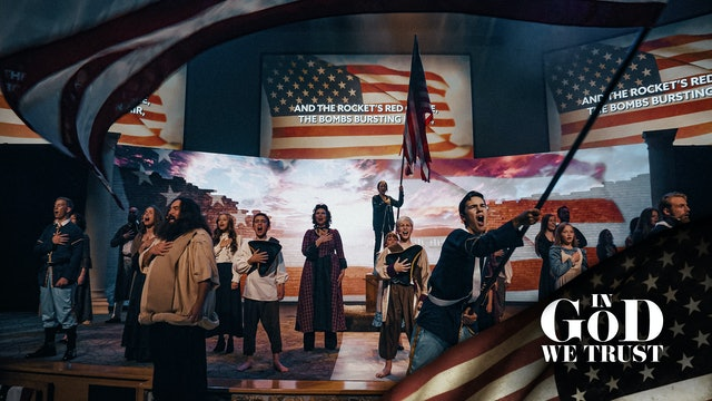 The Star-Spangled Banner | IN GOD WE TRUST