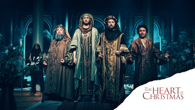 The Time Has Come | THE HEART OF CHRISTMAS