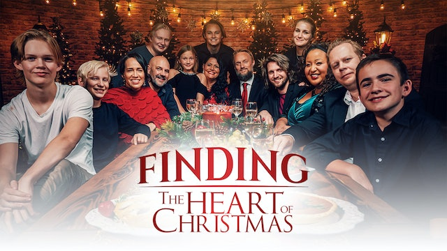 Finding the Heart of Christmas