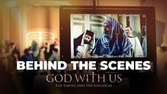Behind The Scenes - God With Us