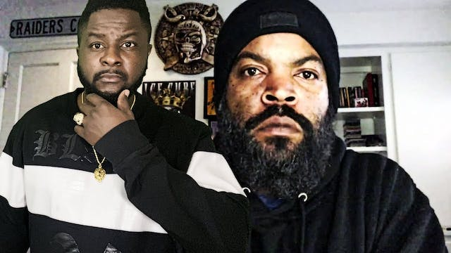 Black Americans Cancel Ice Cube for h...