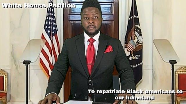 The Problems facing Black America fix...