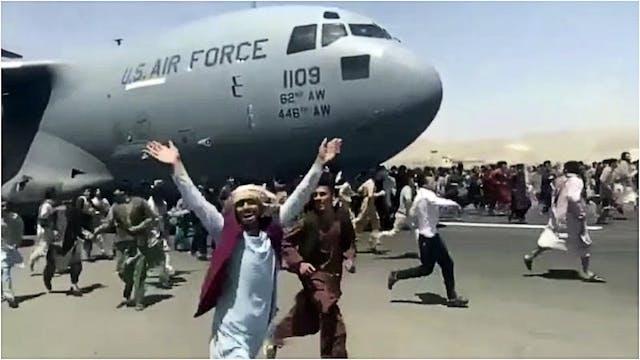Taliban forces take Kabul, Afghanistan