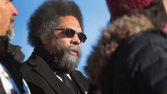 Professor Cornel West Denied Tenure a...