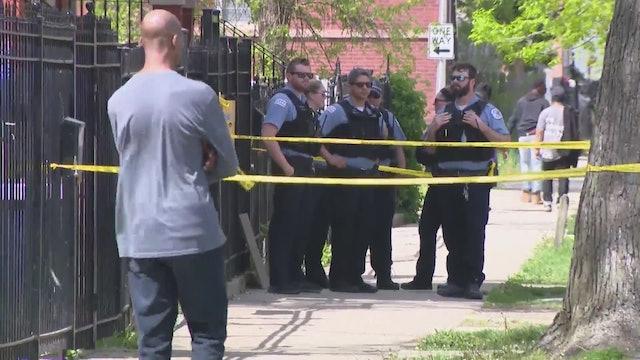 46 shot, 7 killed over violent weekend in Chicago