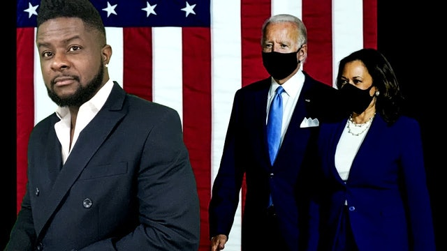 Kamala Harris picked as Joe Bidens' VP running mate