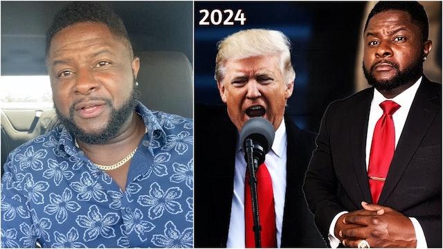 "Recap of my ""Trump 2024"" Message"