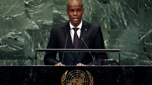Haitian President Assassinated, Two Americans Arrested
