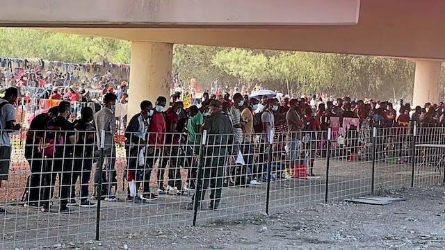 Haitians at the Border Crisis