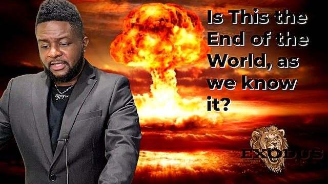 Is this the End of the World, as we k...