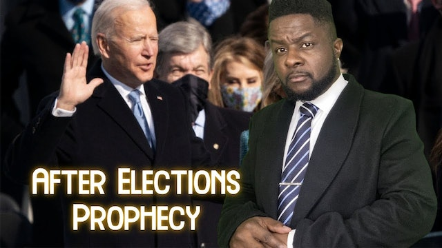 What Happens Next? After Elections Prophecy