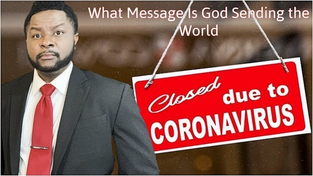 What Message is God Sending The World?