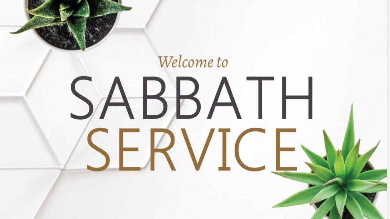 Sabbath Day Services