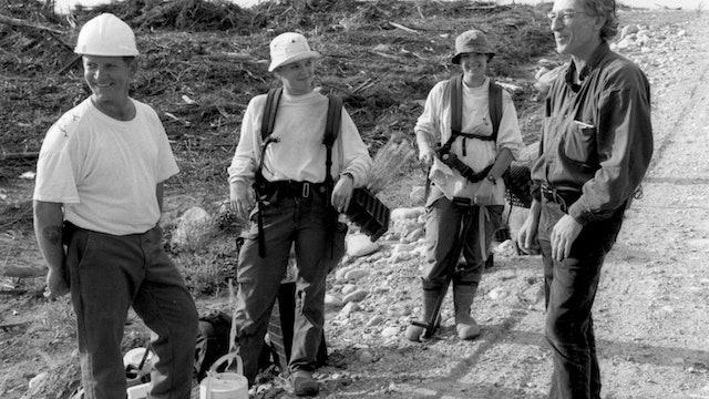 L'ERREUR BORÉALE un film de Robert Monderie et Richard Desjardins