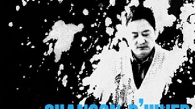 UNE CHANSON D'HIVER un film de Aonan Yang