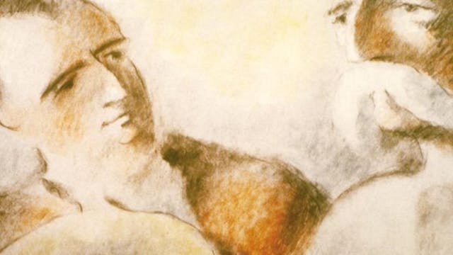 FRÉDÉRIC BACK : GRANDEUR NATURE un film de Phil Comeau