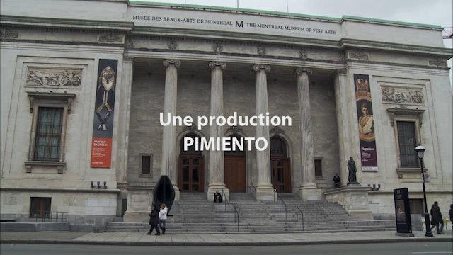 BULL'S EYE, UN PEINTRE A L'AFFUT un film de Bruno Boulianne