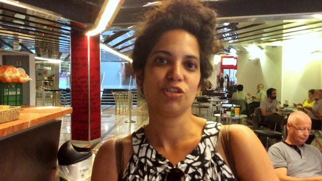 S&M Sally at Tel Aviv LGBT Film Festival (Bonus Feature)