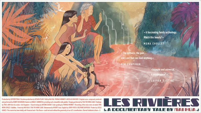 Les Rivières, English version