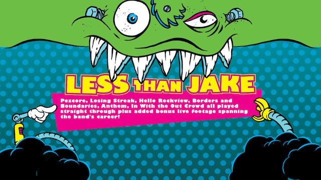 Less Than Jake Live Anthology